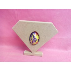 18mm MDF Super hero sign cream egg holder